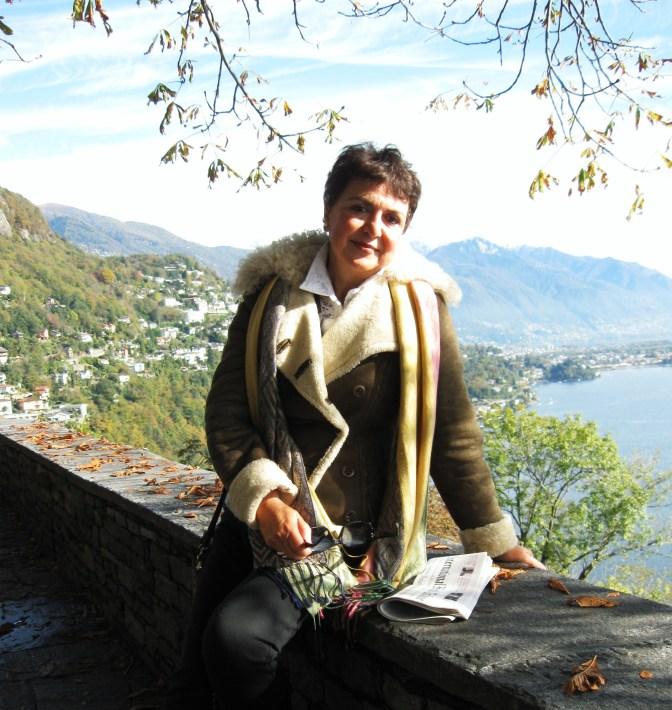 Autumn in Ascona, Switzerland