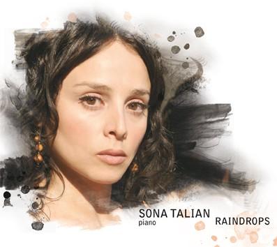 Sona Talian - 'Raindrops' Composer/Pianist/Lyricist