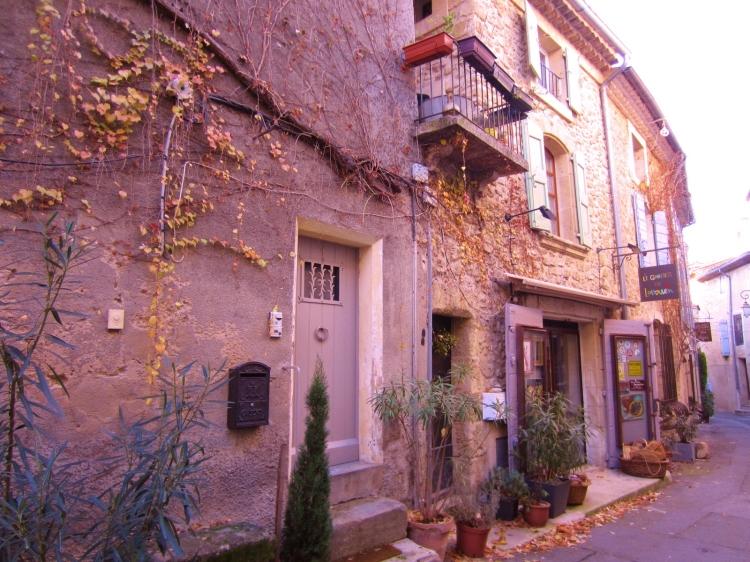 Rue du Grand Pré, Lourmarin