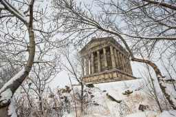 Armenia in Winter